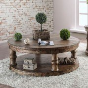 Mika Coffee Table (Antique Oak)