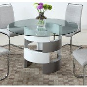 Sunny Round Dining Table