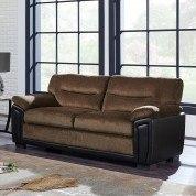 UMC7KD Sofa (Subaru Coffee and Brown)