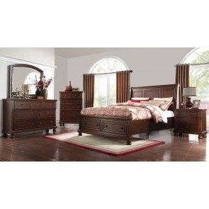 Richmond Pier Bedroom Set By Coaster Furniture Furniturepick