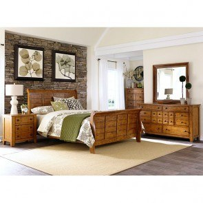 Ortanique Sleigh Bedroom Set Signature Design By Ashley Furniture Furniturepick