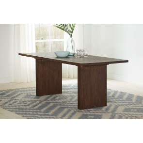 Nelms Dining Table With Shelf Coaster Furniture