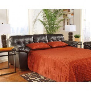Alliston Durablend Gray Living Room Set By Signature