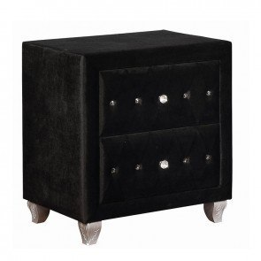 Martini Suite 2 Drawer Night Stand Signature Design By Ashley Furniture Furniturepick