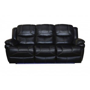 Exhilaration Chocolate 2 Seat Reclining Sofa W Power By