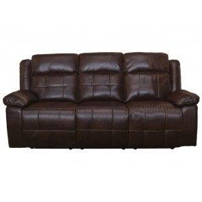 Hogan Mocha 2 Seat Reclining Sofa By Signature Design By Ashley 4