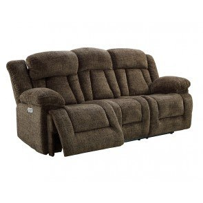 Dexpen Saddle Reclining Sofa By Signature Design By Ashley