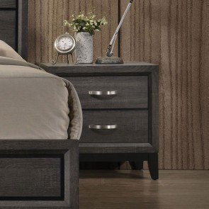Coal Creek Three Drawer Night Stand By Signature Design By