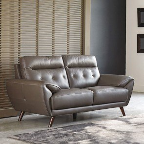 Fresco Durablend Antique Loveseat By Signature Design By