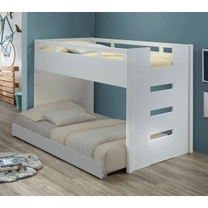 Lulu Twin Over Full Loft Bed Signature Design By Ashley Furniture Furniturepick