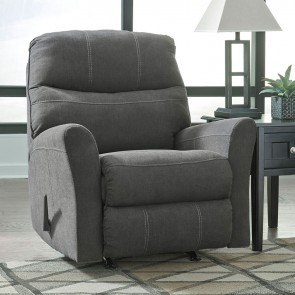 Maier Charcoal Right Chaise Sectional W Sleeper By