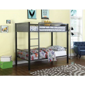 Lulu Loft Bed W Six Drawers And Shelves By Signature