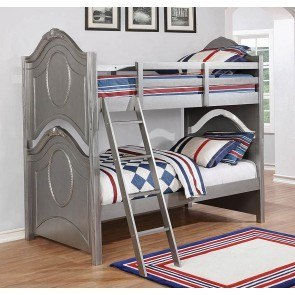 Stages Storage Loft Bed W Right Steps By Signature Design