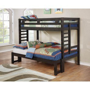 Lulu Twin Over Full Loft Bed By Signature Design By Ashley Furniturepick