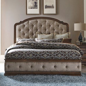 Rhianna Upholstered Bed By Pulaski Furniture 1 Review S