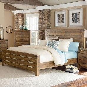 Birkhaven Sleigh Bed By Pulaski Furniture Furniturepick