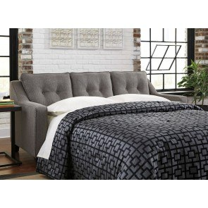 brindon charcoal queen sofa sleeper by benchcraft 3 review s rh furniturepick com