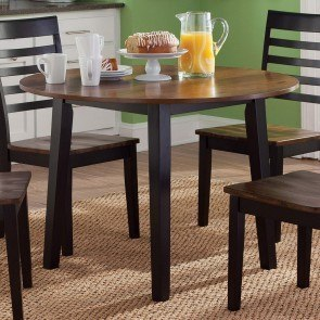 Mestler Dining Table Weathered Pine By Signature Design
