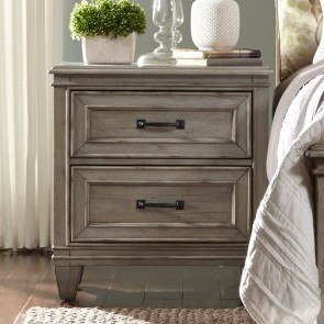 Prentice 3 Drawer Night Stand By Millennium 3 Review S