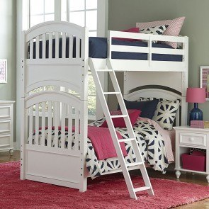 Wrangle Hill Twin Bunk Bed W Storage And Stairway Chest