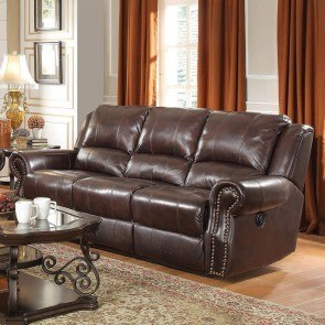 Sir Rawlinson Reclining Living Room Set By Coaster