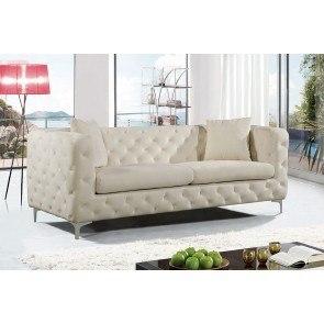 Palmer Walnut Sofa By Millennium Furniturepick