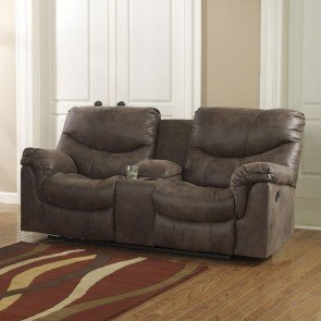 Alzena Gunsmoke Power Rocker Recliner Signature Design By