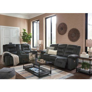 Nastas Durablend Bark Living Room Set By Benchcraft Furniturepick