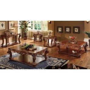 Fresco Durablend Antique Living Room Set By Signature