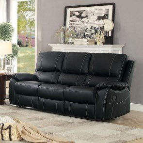 Exhilaration Chocolate 2 Seat Reclining Sofa Signature