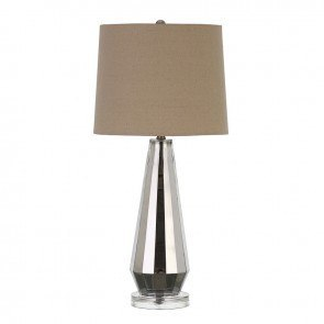 Reece Glass Table Lamp Set Of 2 By Signature Design By