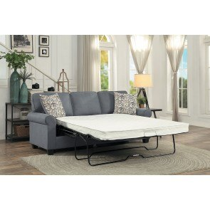 Levon Charcoal Queen Sofa Sleeper By Signature Design By
