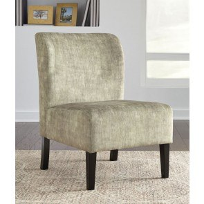 North Shore Dark Brown Showood Accent Chair By