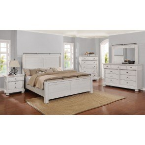 Ilana Canopy Bedroom Set By Coaster Furniture Furniturepick