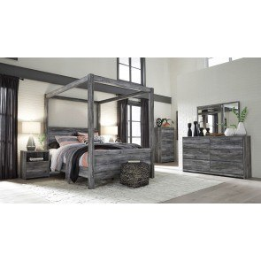 Burkesville Bedroom Set W Storage Bed By Signature Design