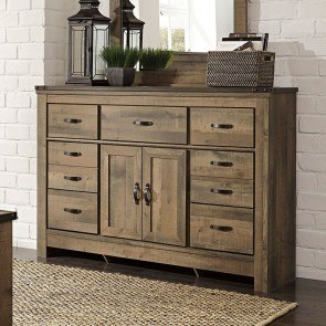 Trinell Two Drawer Nightstand By Signature Design By Ashley 3 Review S Furniturepick