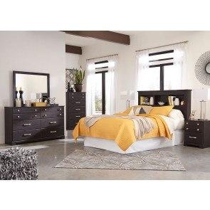 Zelen Panel Bedroom Set By Signature Design By Ashley 5
