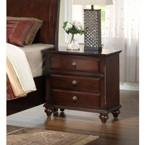 Danielle Two Drawer Night Stand By Coaster Furniture