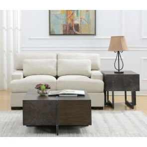 Gusti Dusk Sofa Set W Accent Chairs By Signature Design