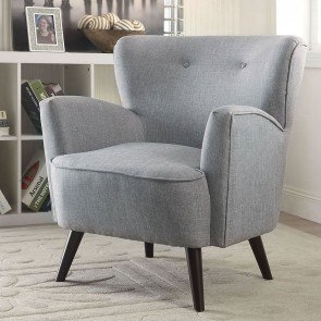 Ultra Modern Swivel Chair White By Coaster Furniture 1