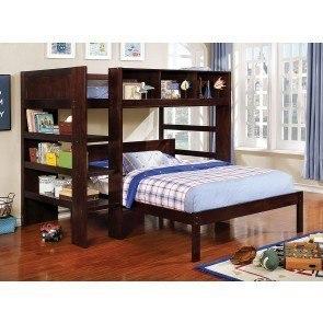 Sweetheart Twin Bunk Bed W Steps Samuel Lawrence