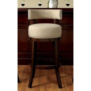 Bristol 30 Inch Barstool Set Of 2 By Eci Furniture