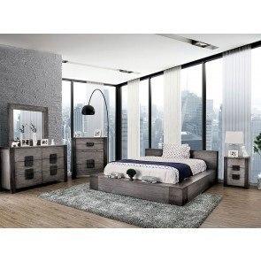 Inglewood Platform Storage Bedroom Set By Homelegance
