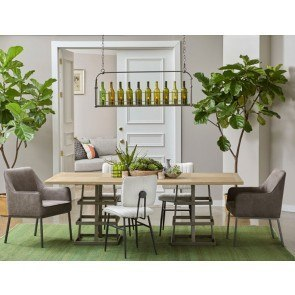 Ledelle Round Dining Room Set By Millennium Furniturepick
