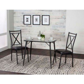 Martina Dining Room Set W Baraga Chairs By Signature