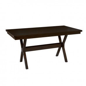 Cedar Heights Butterfly Leaf Counter Height Table By