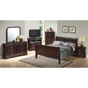 Cavallino Storage Bedroom Set By Signature Design By