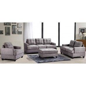 Graydon Park Dark Saddle Living Room Set By Benchcraft