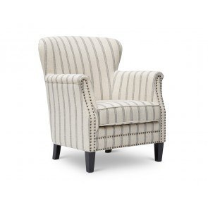 Dinelli Charcoal Accent Chair By Signature Design By