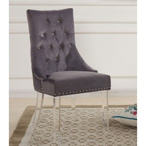 Mestler Upholstered Side Chair Set Of 2 By Signature